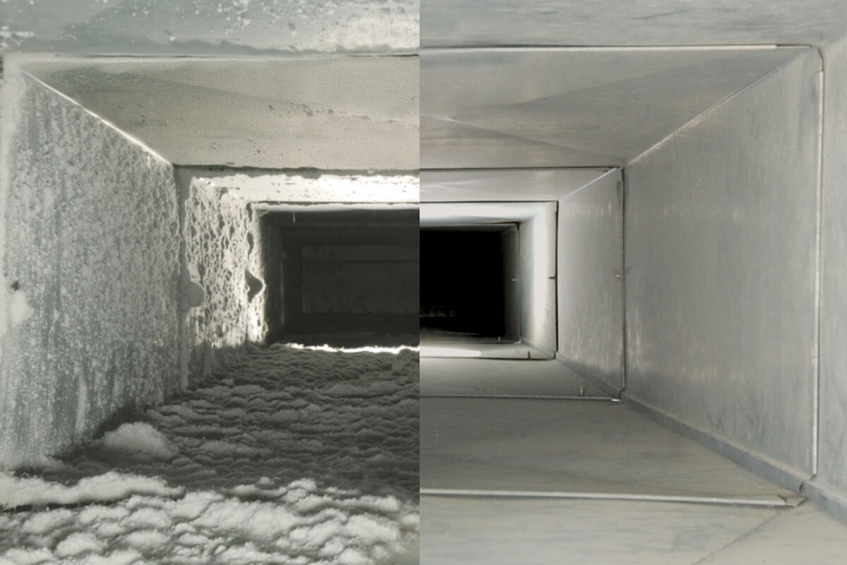 AC duct cleaning in Kissimmee